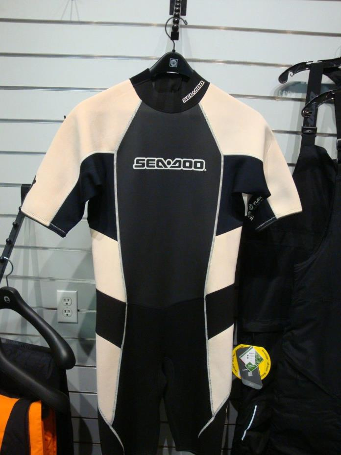 NEW SEA-DOO MEN'S WETSUIT SIZE XL EXTRA LARGE