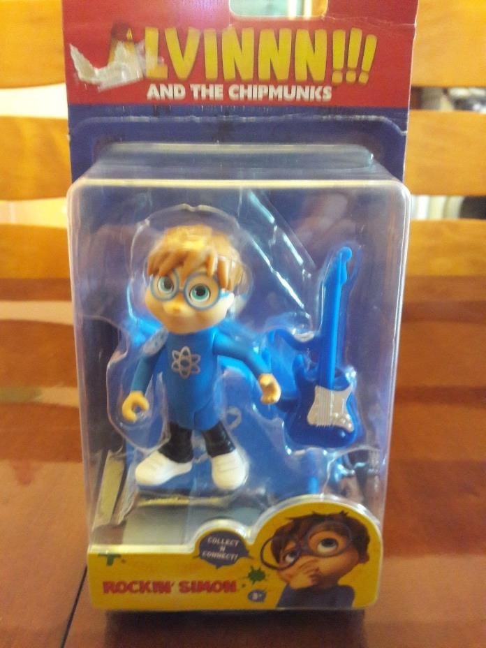 Fisher Price Alvin & the Chipmunks Rockin' Simon Action Figure