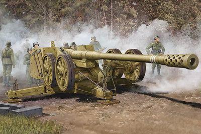 Trumpeter 1/35 12.8cm Kanone 43 bzw.44 (Rh)  #02312 #2312