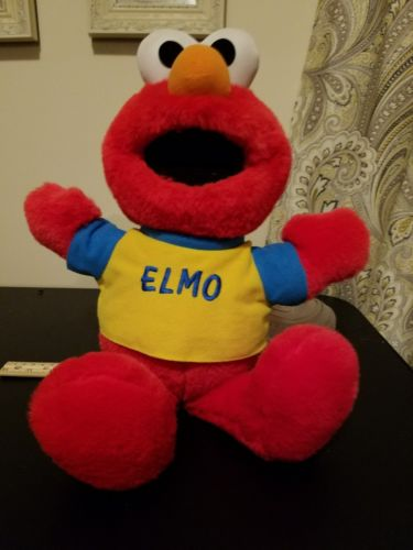 Toss and Tickle me Elmo 19
