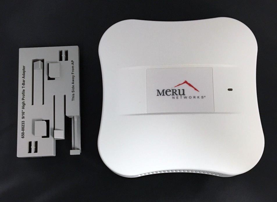 Meru AP332i Three Stream 802.11n Dual Radio Wireless AP - Fortinet