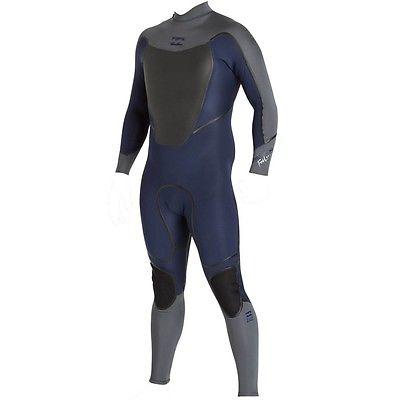 BILLABONG Men's 302 FOIL PLUS BZ Wetsuit - INK - Small - NWT