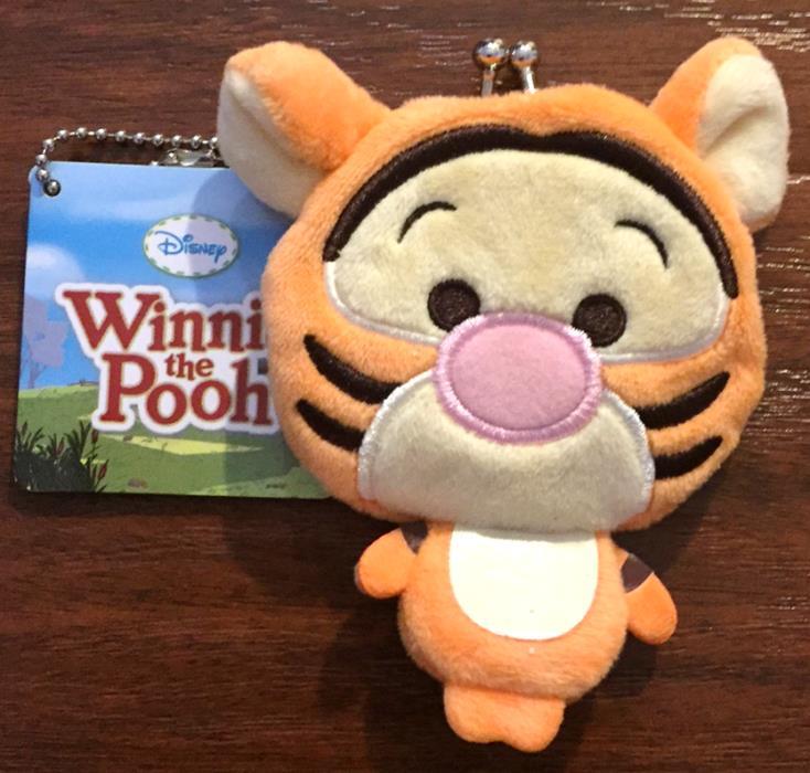 Winnie the Pooh Tigger Tiger Coin Purse