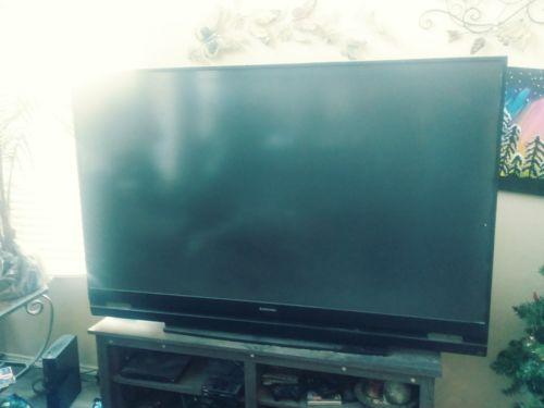 Working Mistsubishi 73 inch DLP HDTV WD-73640