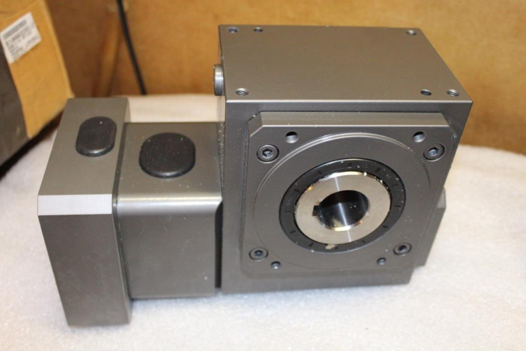Cone Drive Right Angle Gearbox W Series  25.1 Ratio