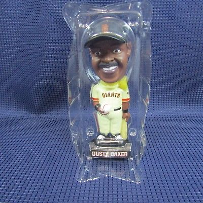 MLB San Francisco Giants Dusty Baker Bobblehead doll