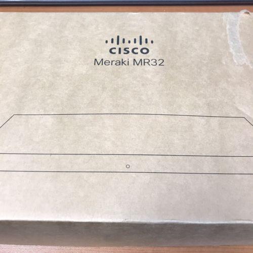 Cisco Meraki MR32HW Access Port