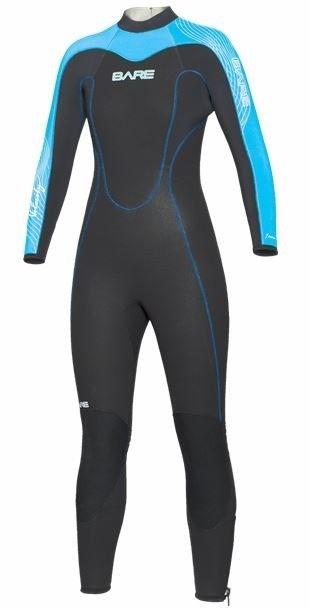 Bare Velocity Progressive Full Stretch Wetsuit 7mm Size 12+ Scuba Spear Fishing