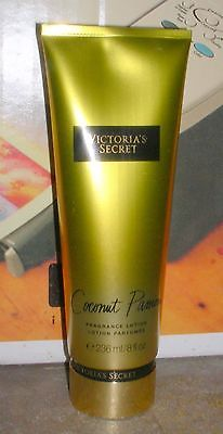 Victoria's Secret Fantasies COCONUT PASSION Body Fragrance Lotion 8oz 236ml New