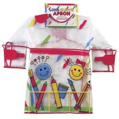 Alex Toys Young Artist Apron - Long sleeves