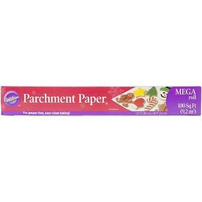 Parchment Paper Mega Roll 1.25'X80' 070896130792