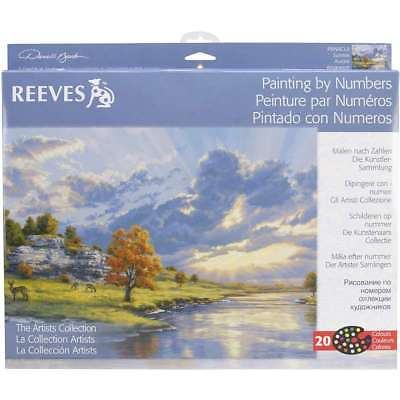 Paint By Number Kit Artist's Collection 12