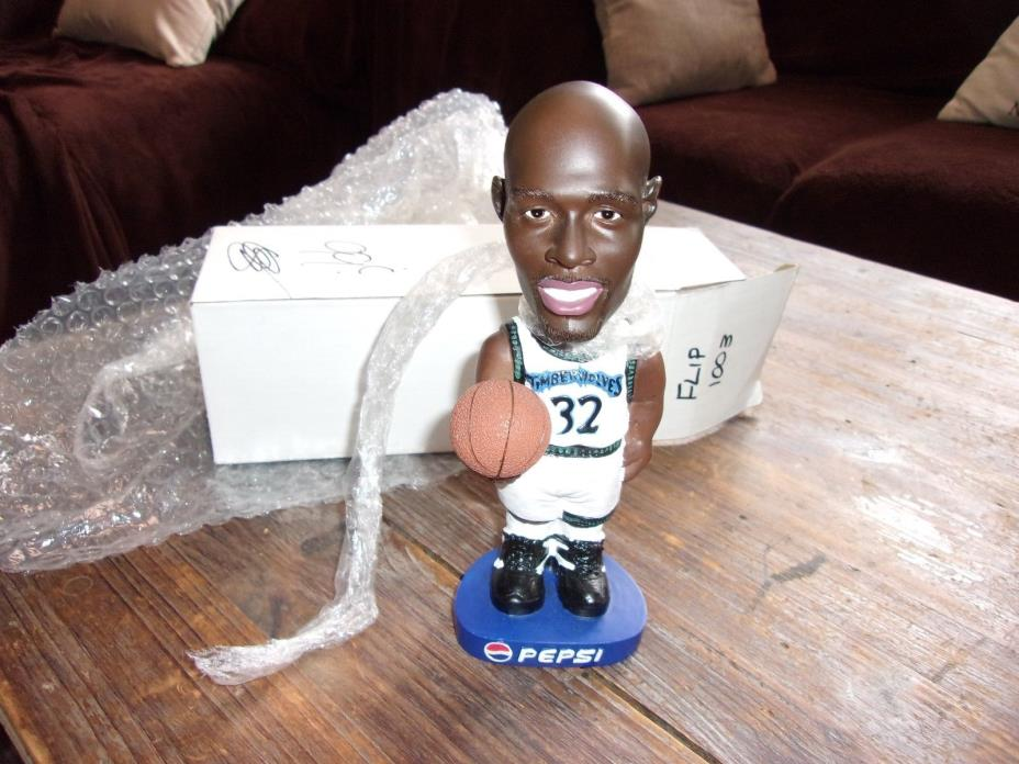 Minnesota Timberwolve's Smith #32 bobblehead. Still in box