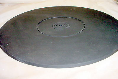 Turntable Rubber Mat 11 5/16