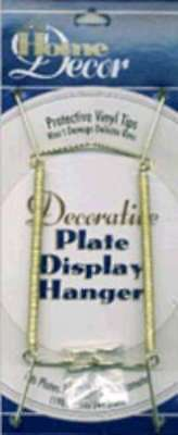 Decorative Plate Display Hanger Expandable 7.5