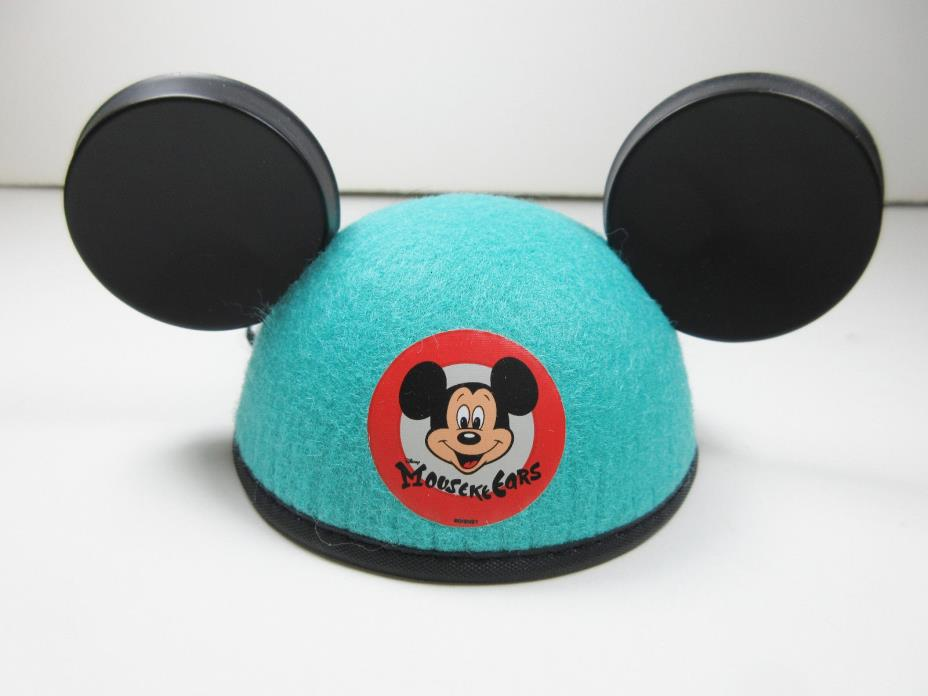 MousekeEars Mickey Mouse Mini Collectible Ear Hat Strap Clip Parks Exclusive