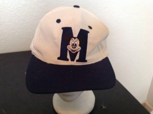 Mickey Mouse Disneyland SnapBack Hat Goofy Hat Co.