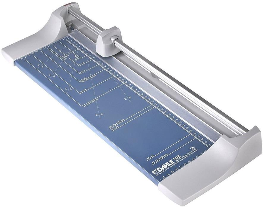 Dahle 508 Personal Rolling Trimmer,18