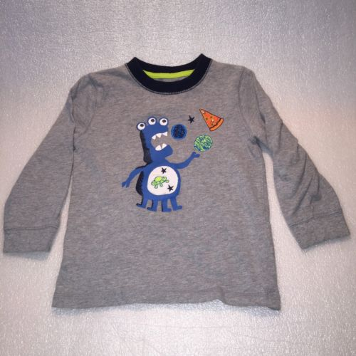Gymboree Boys Long Sleeve Top Shirt 2T - B204