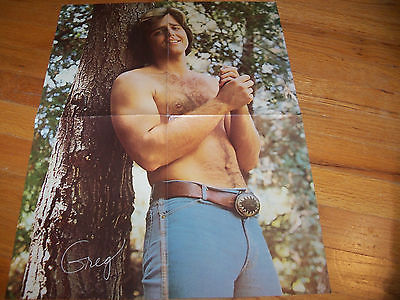 Greg Evigan & Rex Smith Poster 16 x 22