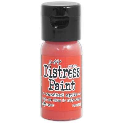 Distress Paint Flip Top 1oz Weathered Wood 789541053378
