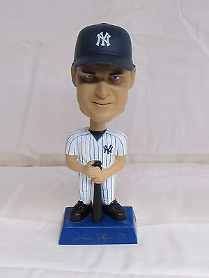 Jason Giambi 2001 Upper Deck Playmakers Bobblehead Jersey