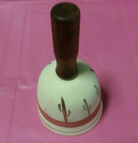 Southwestern Pottery Bell Vintage