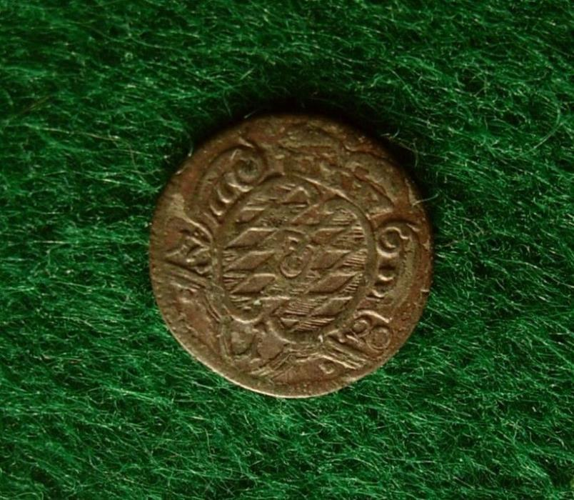 1720 1 kreuzer, Bavaria/Bayern, Maximilian II Emanuel 1679-1726