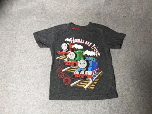 Thomas The Train Sz 18M T Shirt Thomas and Friends.