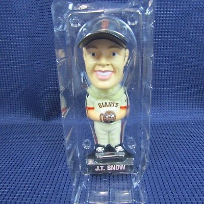 MLB San Francisco Giants J.T. Snow Bobblehead doll
