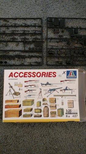 italeri accessories