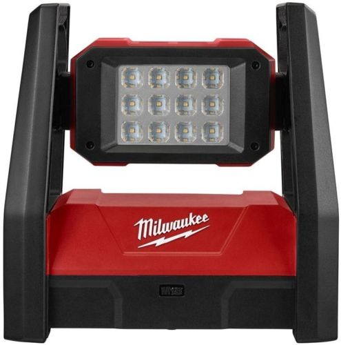 Milwaukee M18 3000-Lumen ROVER LED 18-Volt Lithium-Ion Cordless AC/DC Flood