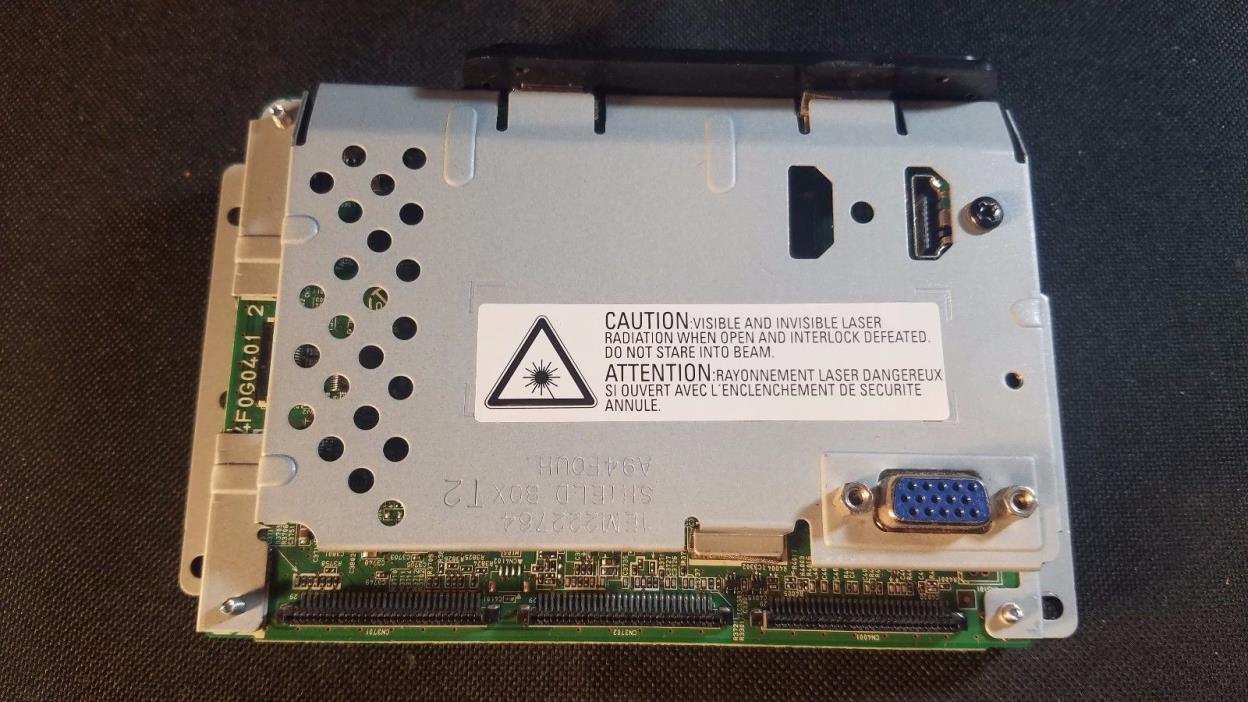 Sylvania A94F1MMA-001 (A94F1UH, BA94F0G04012) Digital Main CBA For LD320SSX