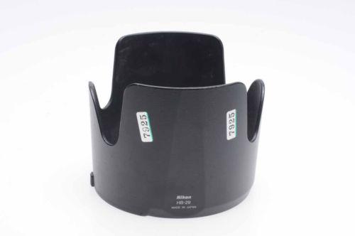 Nikon HB-29 Lens Hood for 70-200mm f/2.8 G-AFS Lens                         #925