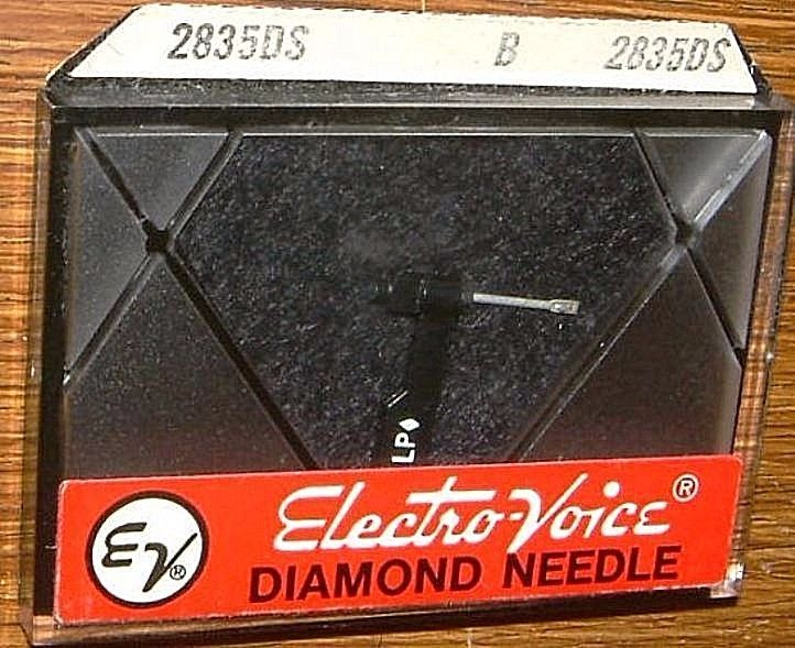 PHONOGRAPH Needle  EV 2835DS for Toshiba 3-CB DTS-2 CS N-3CB, 622-DS73 N1614sd