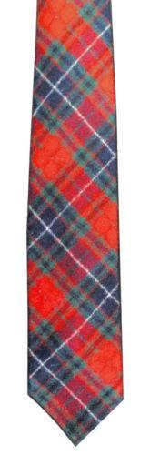 Christmas Plaid Pendleton Necktie 54