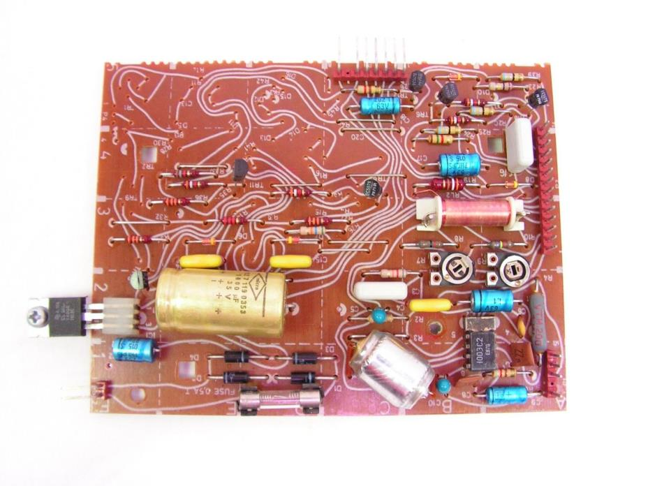 Bang & Olufsen B&O Main Power Board part for Beogram 3400 Turntable