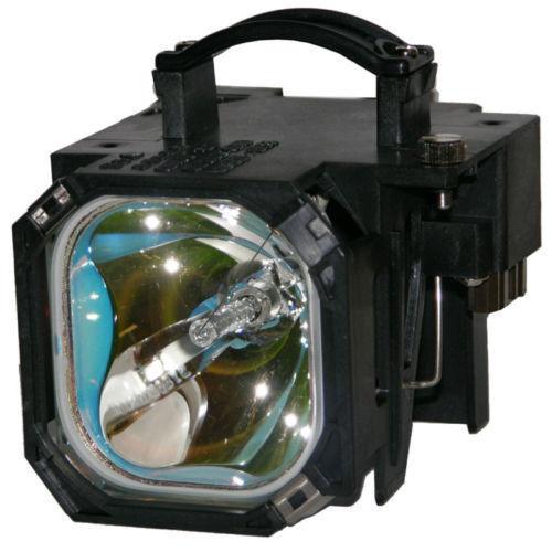 Lamp Bulb & Housing for Mitsubishi 915P028010 915P028A10 Osram Neolux