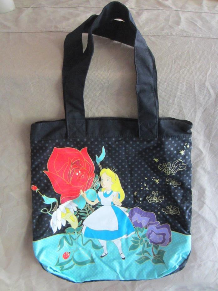 Alice in Wonderland Purse ~ Alice in the Flower Garden ~ Disney ~ New