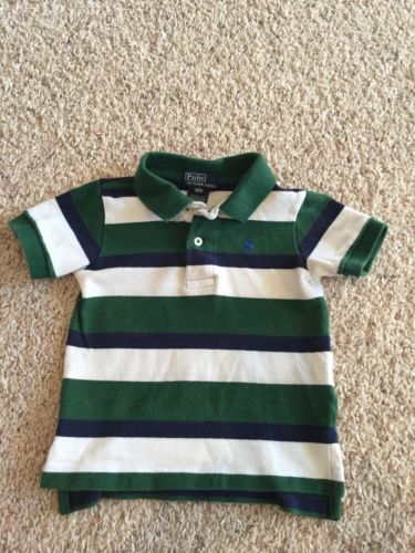 Boys Ralph Lauren Polo Sz 12 Month