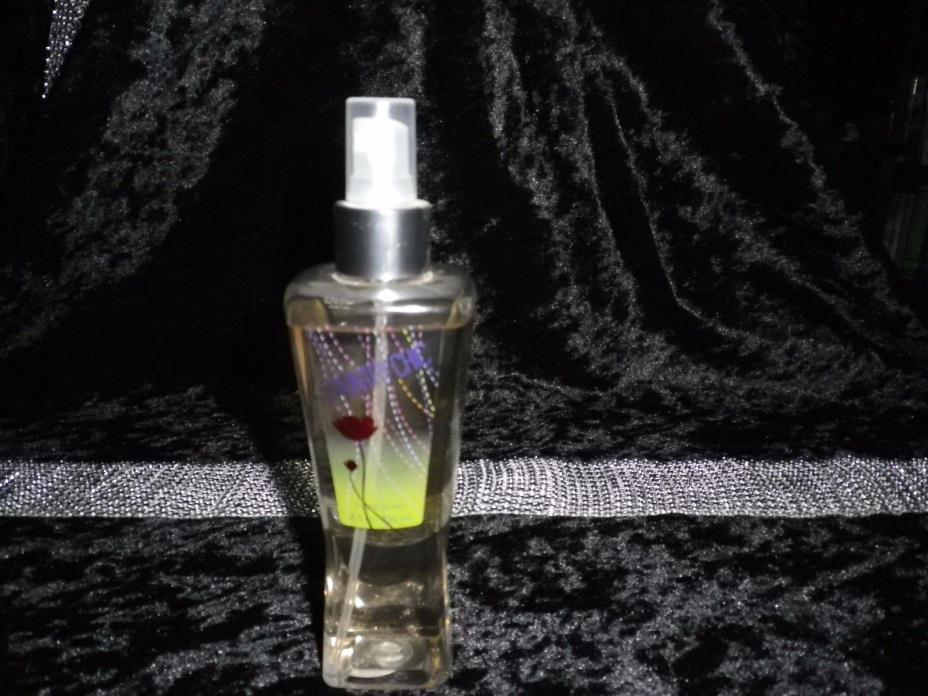 Bath and Body Works Country Chic Fragrance Mist Body  8 oz Almost Full!
