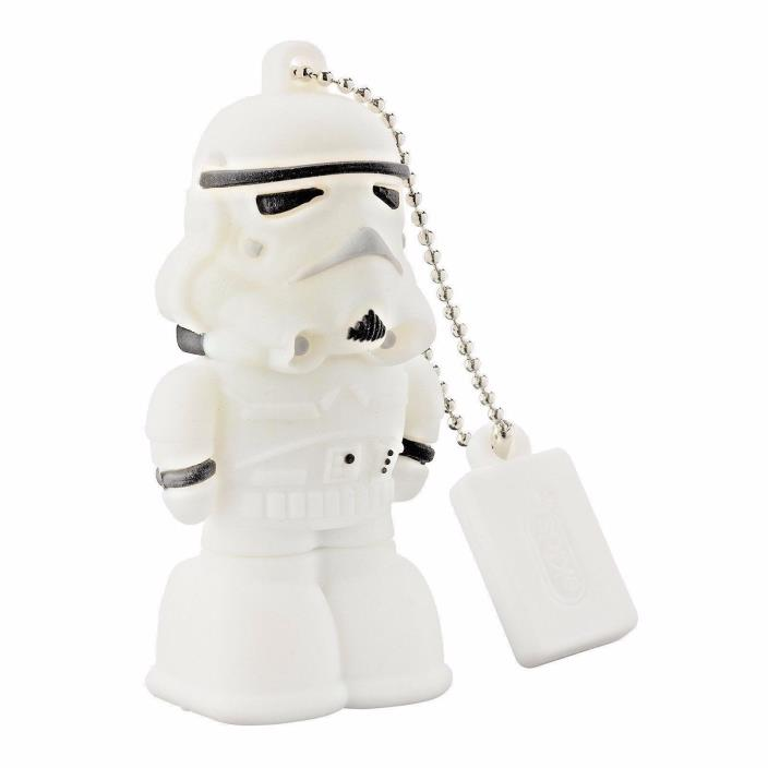 Star Wars Storm Trooper 16GB USB Flashdrive (LYU-16CT.FXv6)