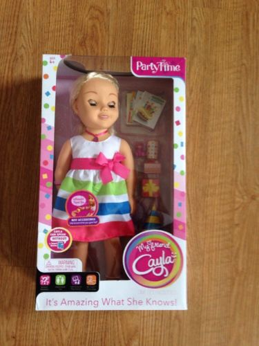 My Friend Cayla Interactive Doll 16
