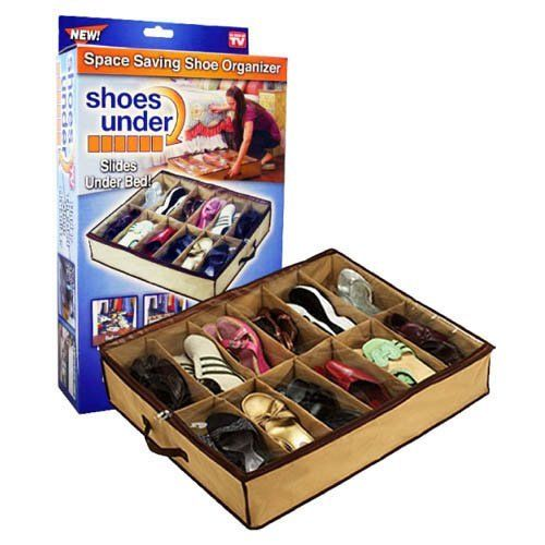 Shoes Under Shoe Organizer As Seen on TV