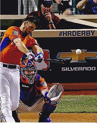 Bryce Harper Washington Nationals 8x10 photo Homerun Derby Action