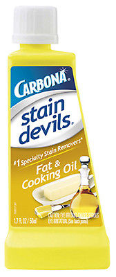 Stain Devils #5 Stain Remover, Fat & Cooking Oil, 1.7 oz., Delta, 401/24