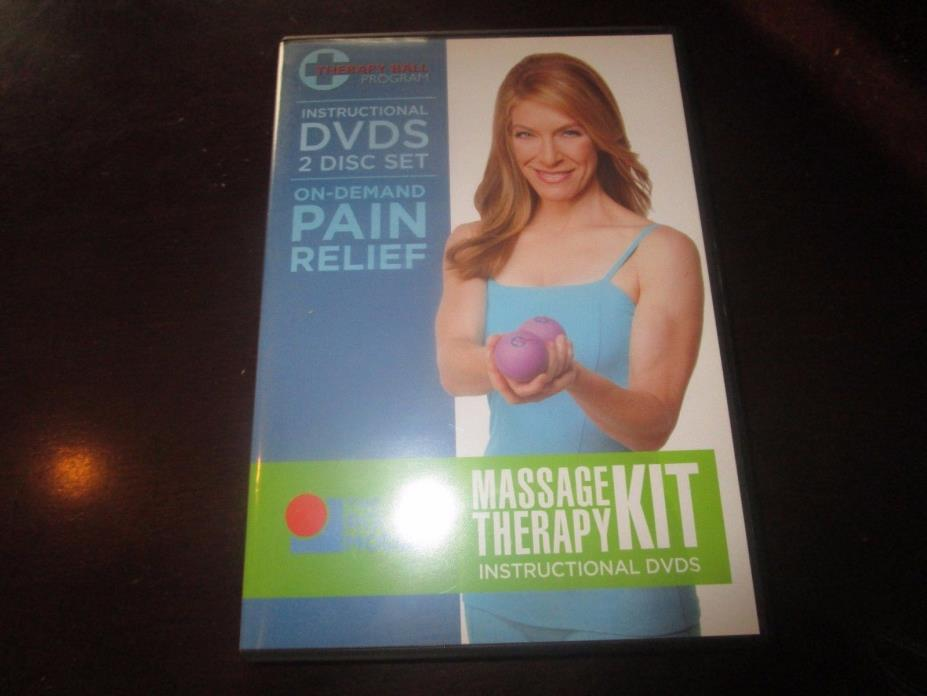 Message Therapy  - Pain Relief Instructional DVD