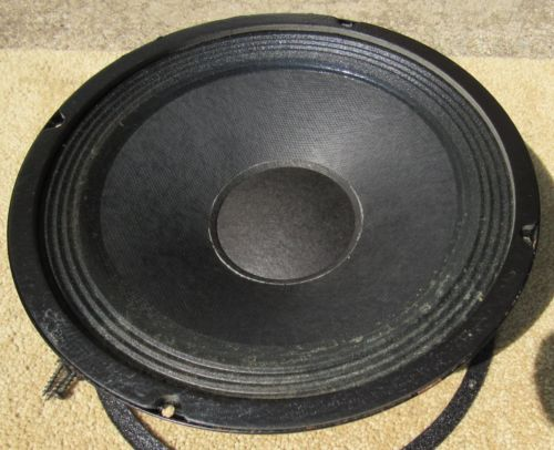 Klipsch K 10 K Quartet & Others 10 Woofer Speaker NOT WORKING Parts Repair AS-IS