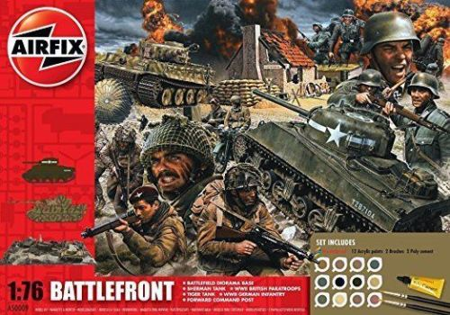 AirFix 1:76 Battlefront Diorama Base