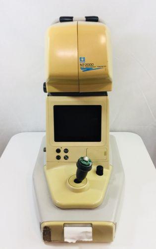 Marco Nidek NT-2000 Auto Non-Contact Tonometer